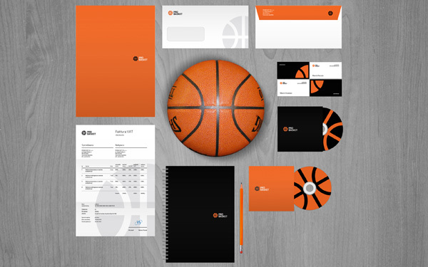 Corporate Identity and Branding - Probasket