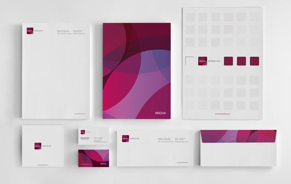 Corporate Branding Package - Innova Interactive