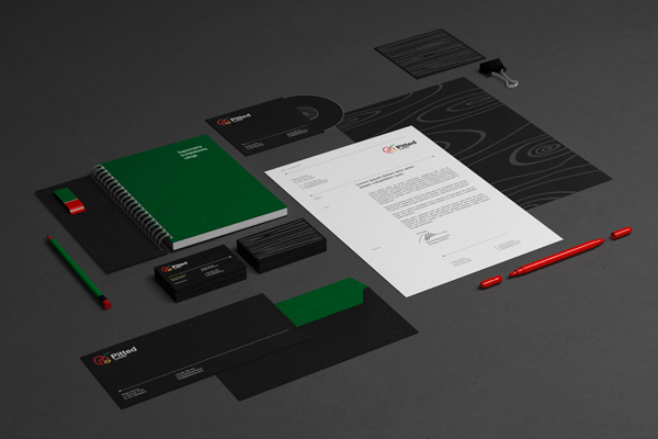 Corporate Identity Package - Pitted Cherries
