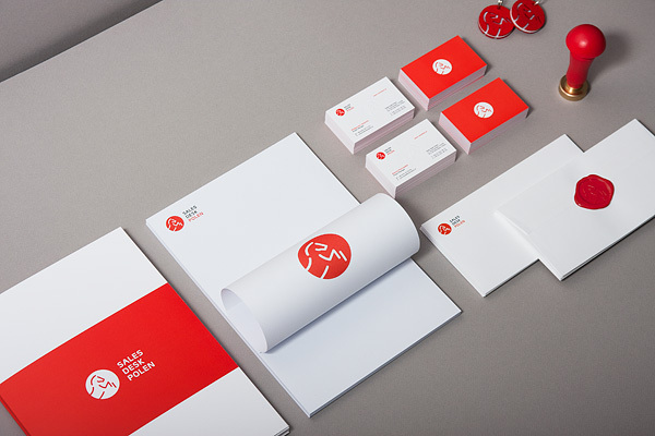 Corporate Identity Examples - Sales Desk Polen