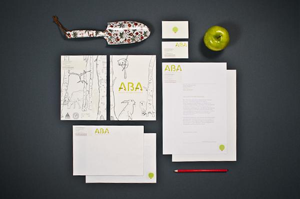 Corporate Brand Design - Austrian Biologist Association