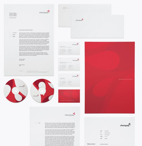 Corporate Brand Identity - Chempaq Denmark
