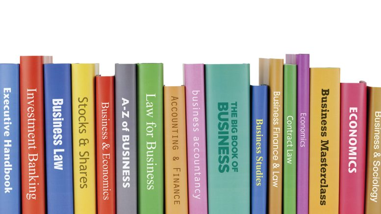 11 Essential Books on Small Business - Header