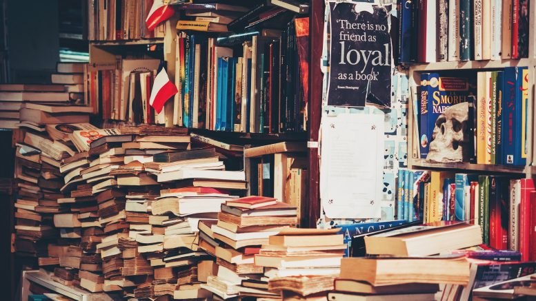 Bookstore marketing can help your book sales