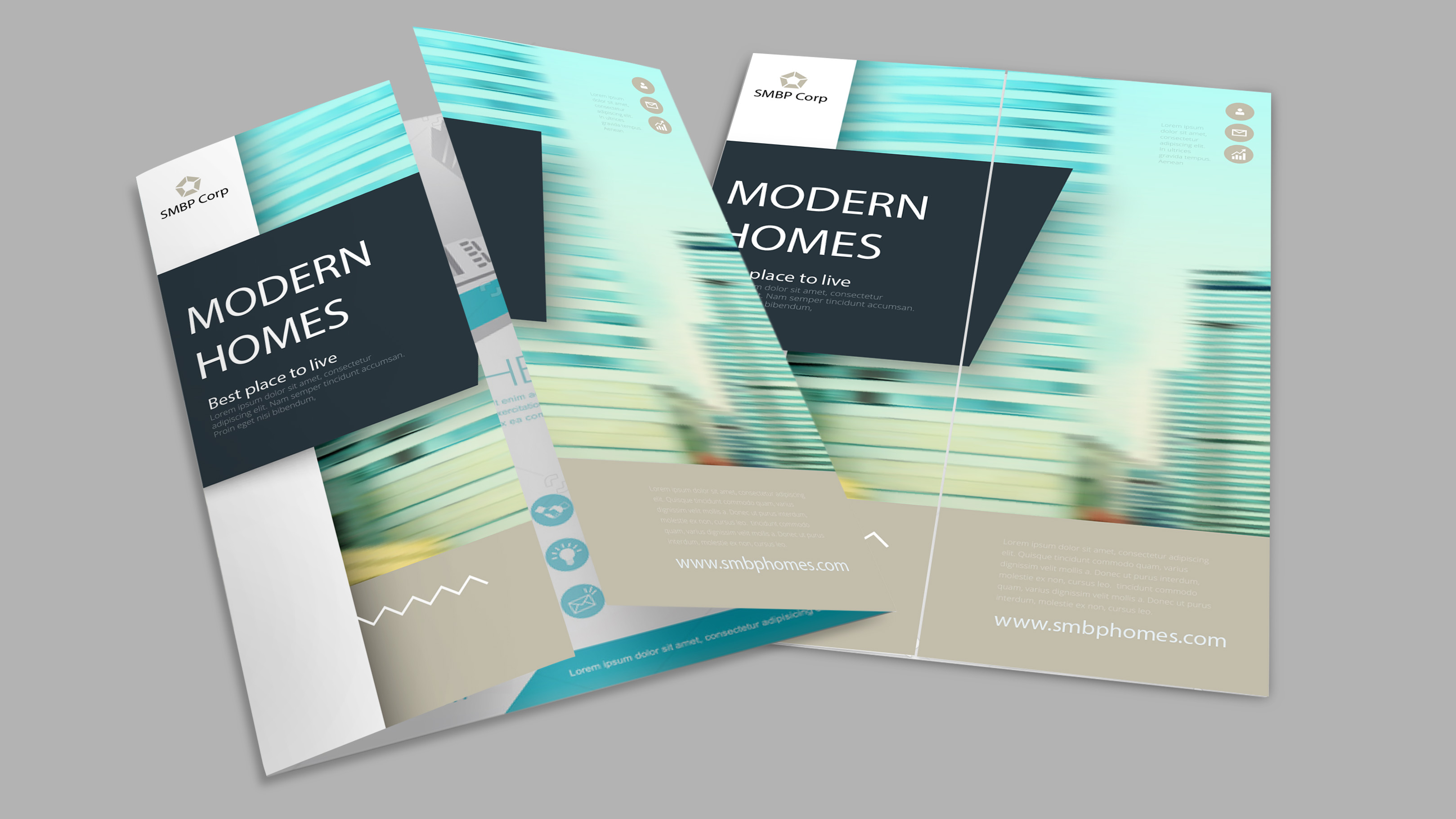 Everything you need to know about brochure folds for Double gate fold brochure template