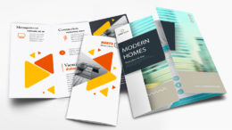 Everything you need to know about brochure folds