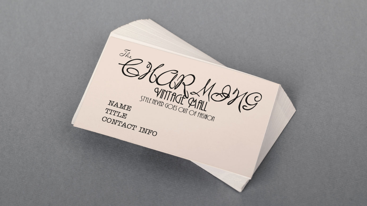 4 characteristics of a bad business card design printrunner blog poor choice of font colourmoves
