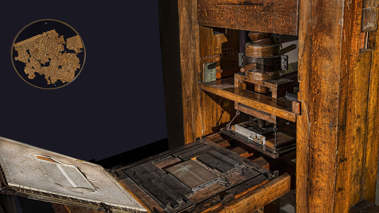 Why is printing important gutenberg printing press