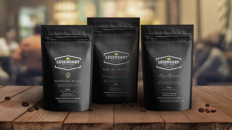 Coffee, Music, and Labels—Q&A With Matt Campana of Legendary Coffee