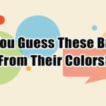 Can You Guess These Brands From Their Colors?