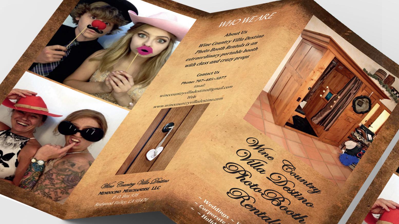Villa Destino Brochures