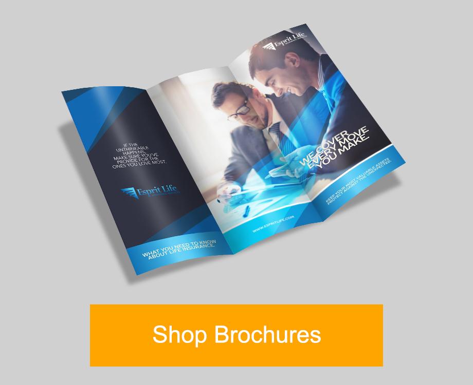 Shop Brochures