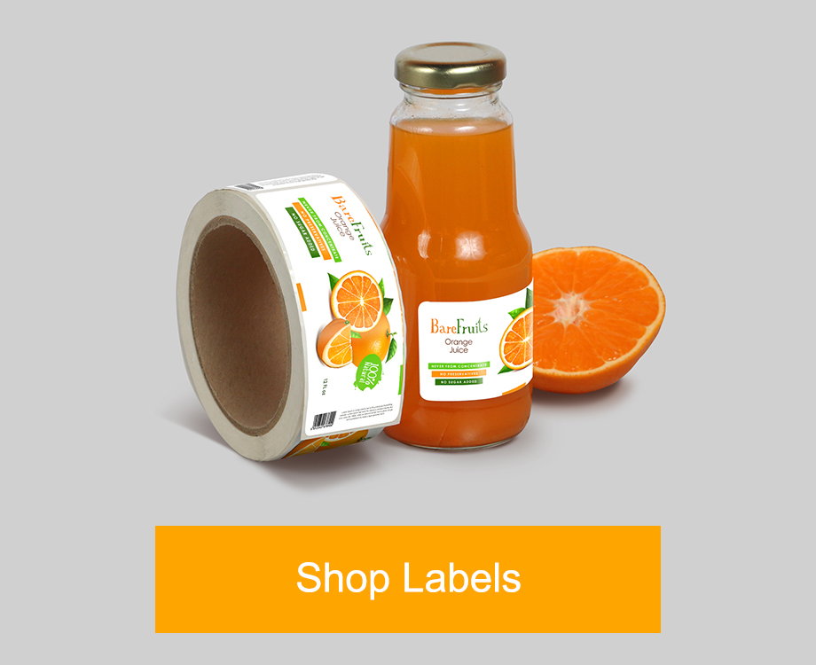 Shop Labels