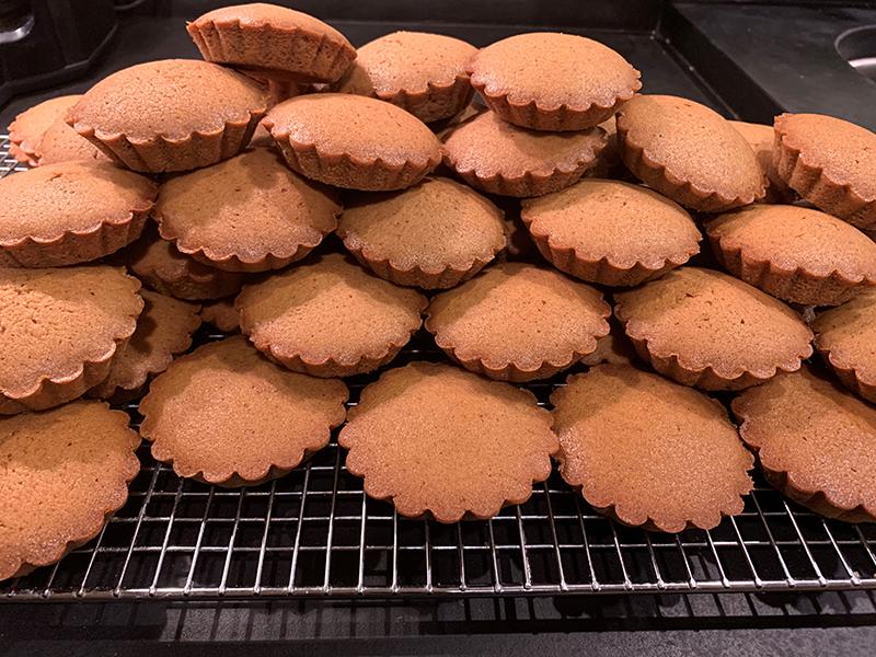Anna's Pepparkaka (ginger spice cake)