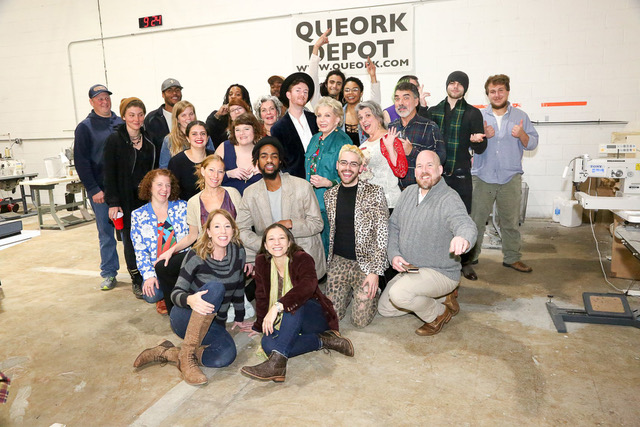 QUEORK makers at the QUEORK Depot