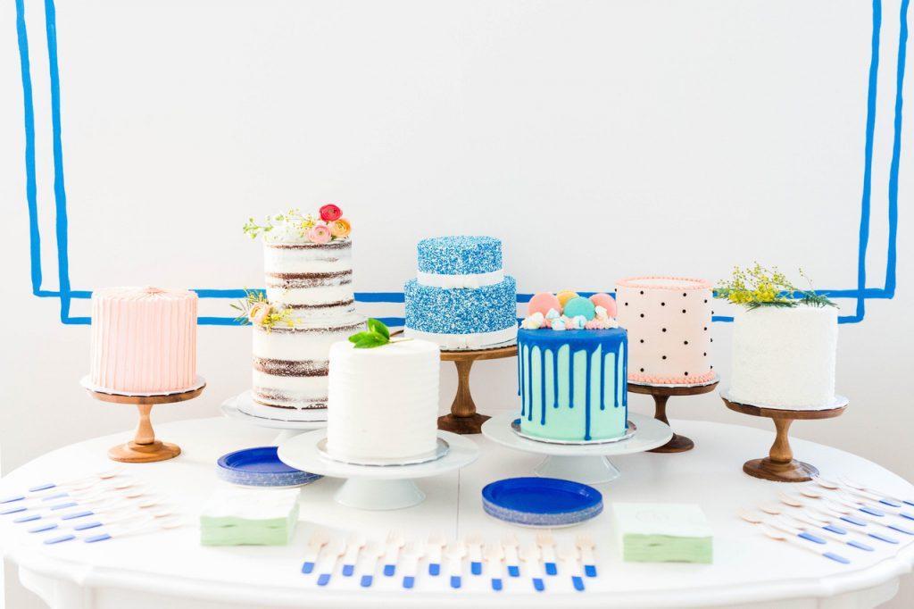 custom cakes by Amy's Cupcake Shoppe