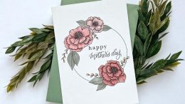 Mothers Day Greeting Cards Olea Lettering_PrintRunner