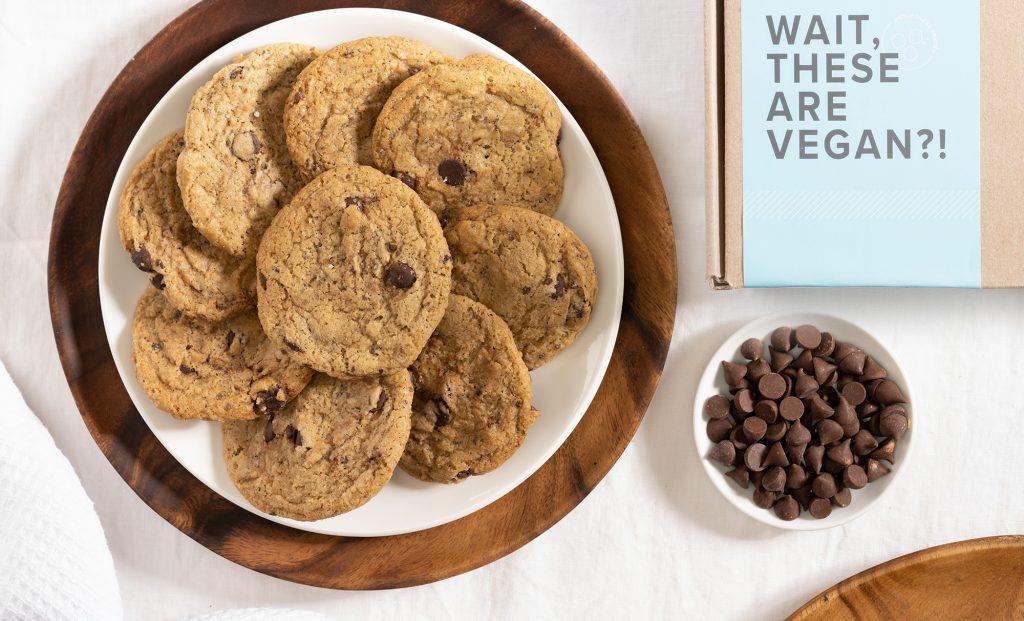 Tubby's taste sample box, Oh. Wow. Yum! cookies