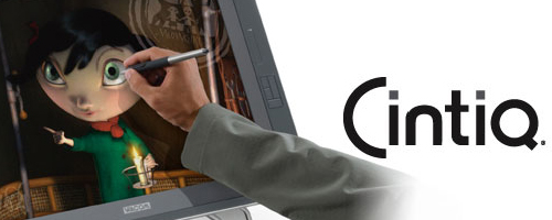 Wacom - Cintiq 21UX Interactive Pen Display