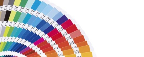 Pantone - 100 Top Colors