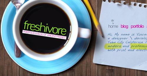 graphic design examples 20 - freshivore