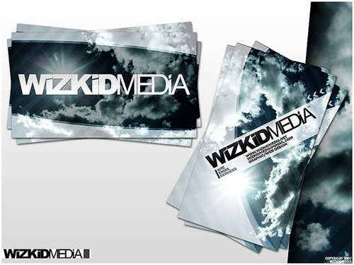Business Cards - Wizkidmedia