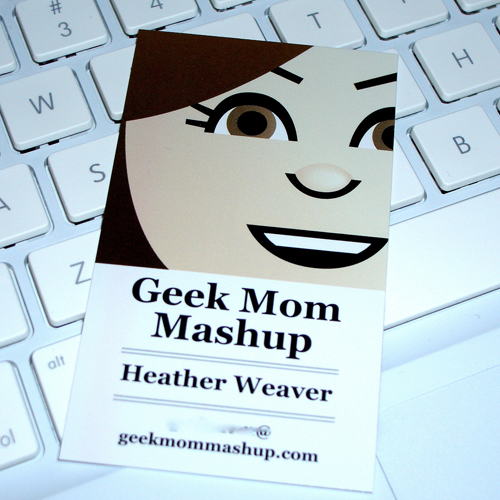 Business Cards - Heather Weaver