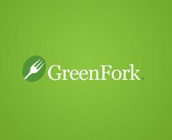 Graphic Logo Designs - Green Fork Cafe