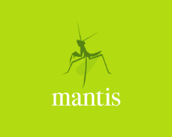 Graphic Logo Designs - Mantis