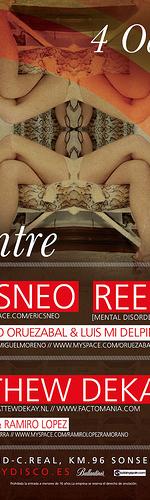 poster design inspiration 9 - reentre