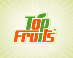 Graphic Logo Designs - Top Fruits