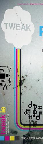 poster design inspiration 19 - tweak after party