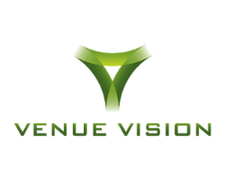 Graphic Logo Designs - Venue Vision