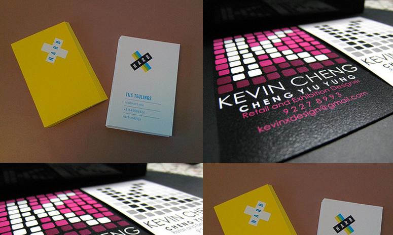 Ucreative Com 28 New Slick Business Cards Ucreative Com