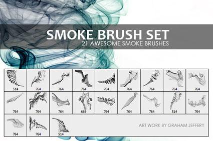 free-smoke-brush-set