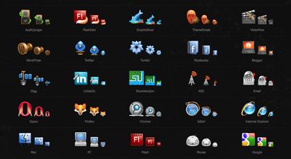 free-website-icons-graphicriver