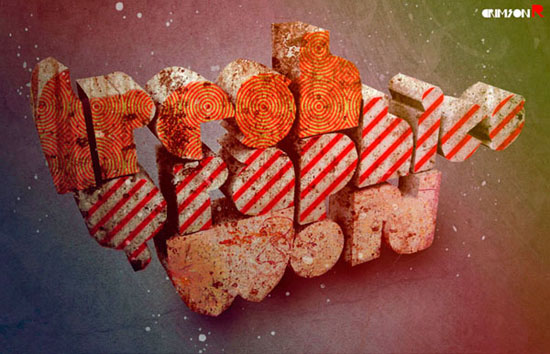 3d-typography-effects-23