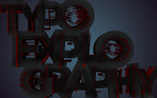3d-typography-effects-24