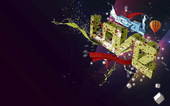 3d-typography-effects-26