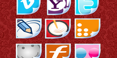 koidesign social icon pack