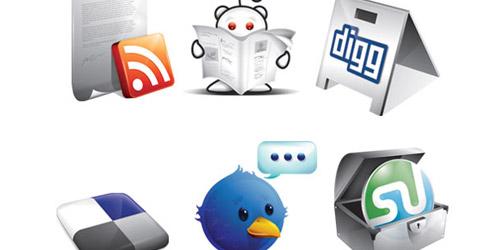 Free New Social Icons