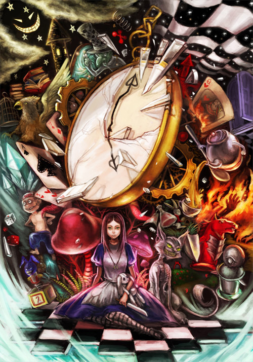 Alice Artwork