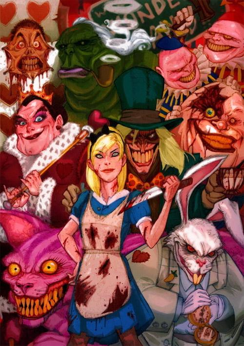 Colored version Alice