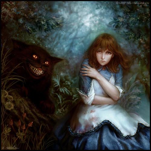Wonderland Artwork