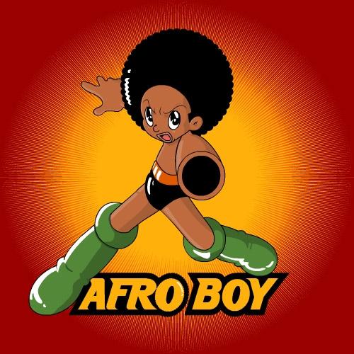 astro boy arts