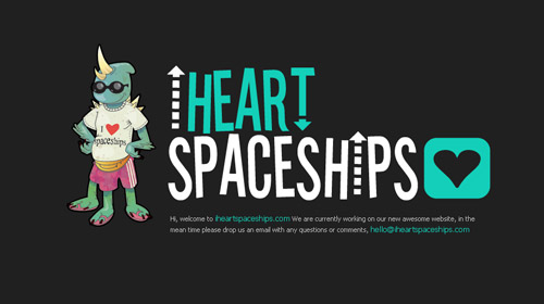 i heart spaceships