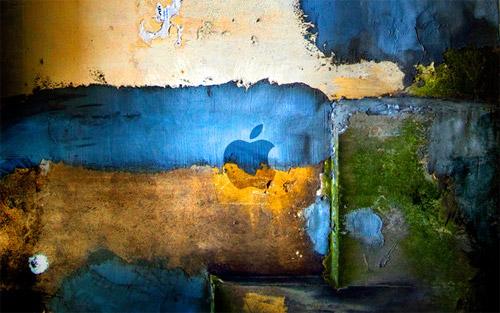 apple colour wallpaper