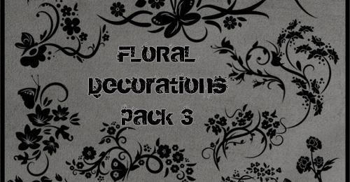 floral deco iamge