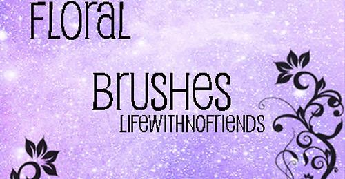 all flower brush