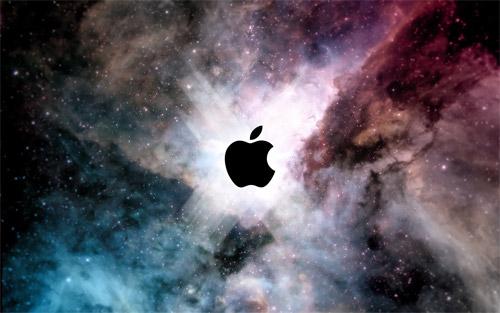 new apple wallpaper